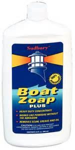 boat zoap sudbury 810g boat zoap plus gallon sudbury 810g