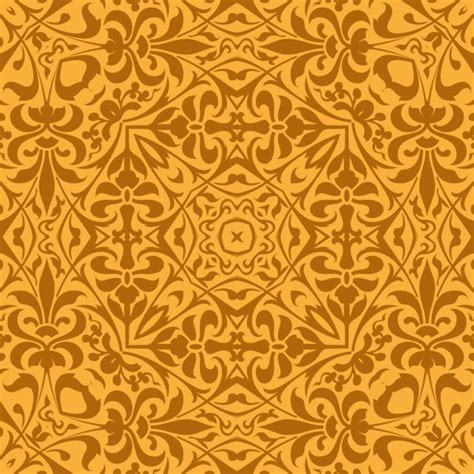 old pattern ai vintage pattern made of ornaments vector free download