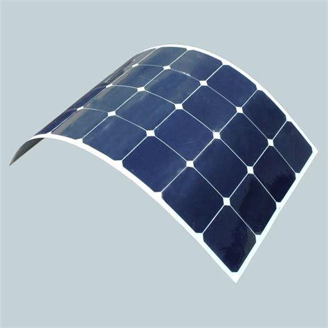 light weight solar panels monocrystalline solar panel 100w flex 100 leading edge turbines power solutions