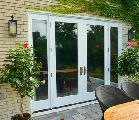 Wide Patio Doors 8 Ft Wide Patio Doors Vinyl Windows Doors Milton Ecochoice Windows Doors Home Remodel