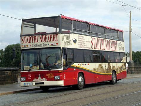 Folienbeschriftung Dresden by 037 Busverklebung Stadtrundfahrt Dresden