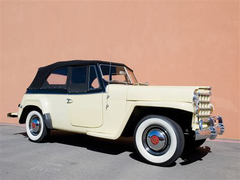 1948 willys jeepster mad 4 wheels 1948 willys jeepster best quality free