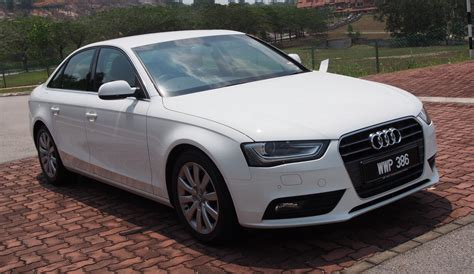 Audi A4 1.8 TFSI review: the B8 gets more efficient Image 124613