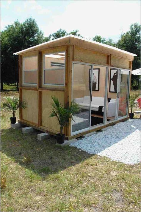 modern prefab shed kits backyard studio diyshedkit