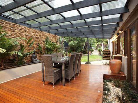 backyard entertainment designs photo of an outdoor living design from a real australian