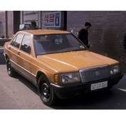 Tamerlanes Thoughts North Korean Built Mercedes 190E