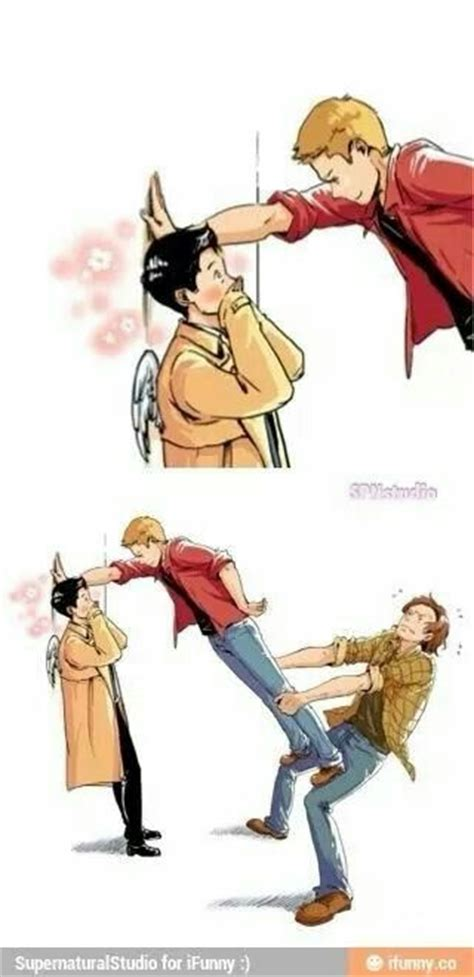 Spn Kink Meme - 44 best images about anime on pinterest destiel attack