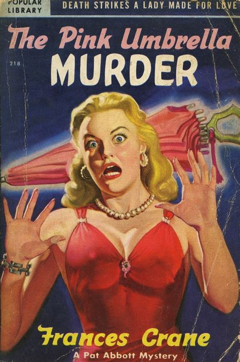 the pink umbrella books 1000 images about pulp on crime cases and
