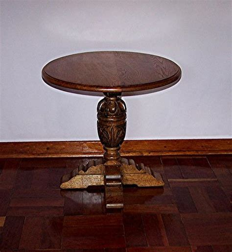 Shepherds Table by Tables Oak Table Beautifully Carved Shepherd And Barker