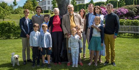 Queen Margrethe and Prince Henrik celebrate upcoming 50th