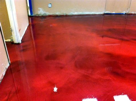Tnt Resurfacing Concrete Inc Decorative Epoxy Floor