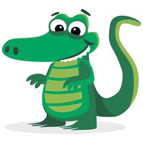 crocodile clipart alligator black and white clip images