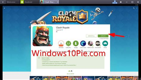 royal pc clash royale per pc ita
