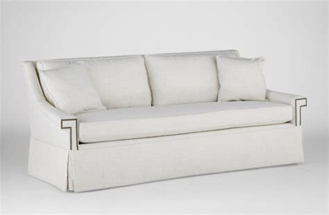 transitional sofa by gabby custom tailored