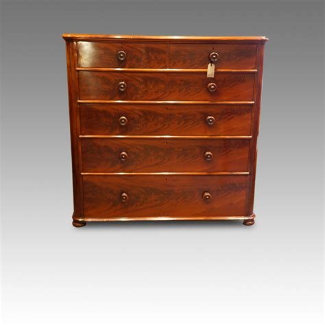 Large Chest Drawers by Large Mahogany Chest Of Drawers Now Sold