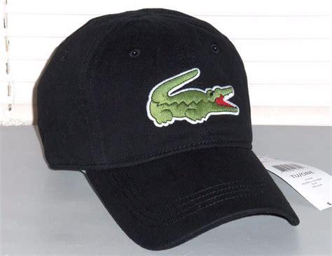imagenes gorras negras gorra lacoste para caballero negra 1 000 00 en mercado