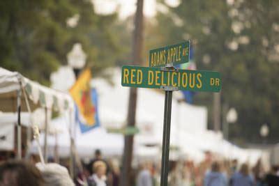 national apple harvest festival national apple harvest festival