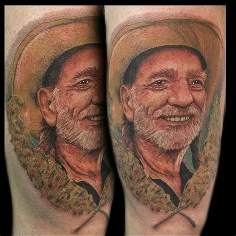 spartacus tattoo designs willie nelson by spartacus durant tattoos