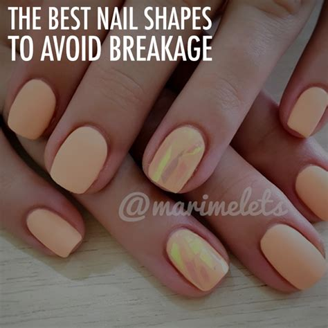 8 Nail Shapes And How To Choose The One For You by Autumn 2016 Nail Colour Trends By Horrocks Of