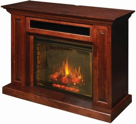 Amish Electric Fireplace Electric Fireplace Amish 64 Quot Electric Fireplace Entertainment Center From