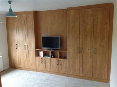 Wall Fitted Wardrobes by Bury Fitted Bedroom Specialists
