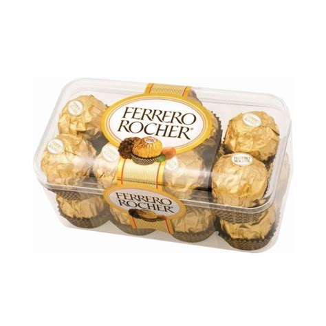 Ferrero Rocher 16 ferrero rocher 16 pieces at dryfruit express