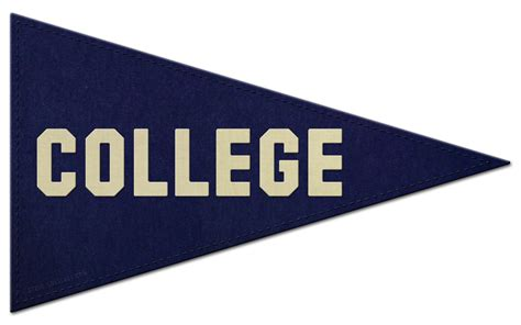 college clipart free pennant cliparts free clip free clip
