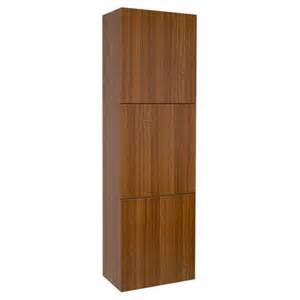 Freestanding Linen Cabinet Fresca Fst8090tk 59 Freestanding Bathroom Linen Cabinet In
