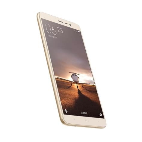 Xiaomi Redmi 3 16gb Gold jual xiaomi redmi 3s smartphone gold 16gb 2gb
