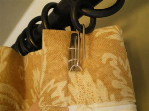curtain tie back hooks pottery barn extremely helpful images of how to hang the curtains using