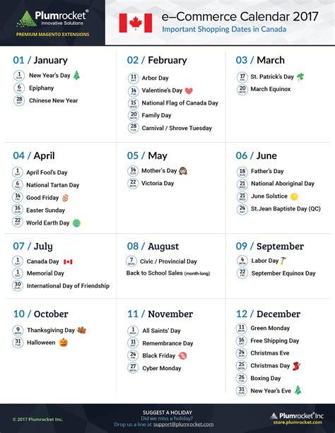 Retail Calendar Free Marketing Calendars 2017