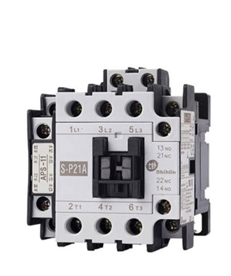 Contactor Shihlin Type S P 11 380 Volt magnetic contactor magnetic switches thermal