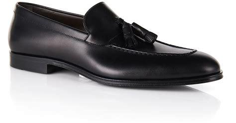 italian loafers sale scultos italian calfskin tassel loafers in black