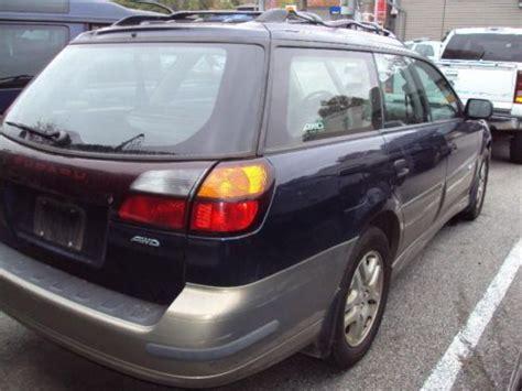 subaru legacy clutch buy used 2004 subaru legacy outback wagon 5 spd
