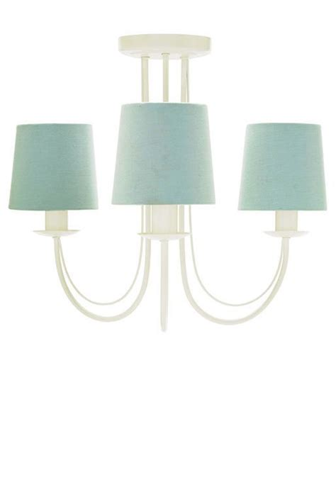 Next Ceiling Light Shades Next Elgin Coast White 3 Ceiling Light Chandelier Shades Not Included Ceilings Ceiling Shades