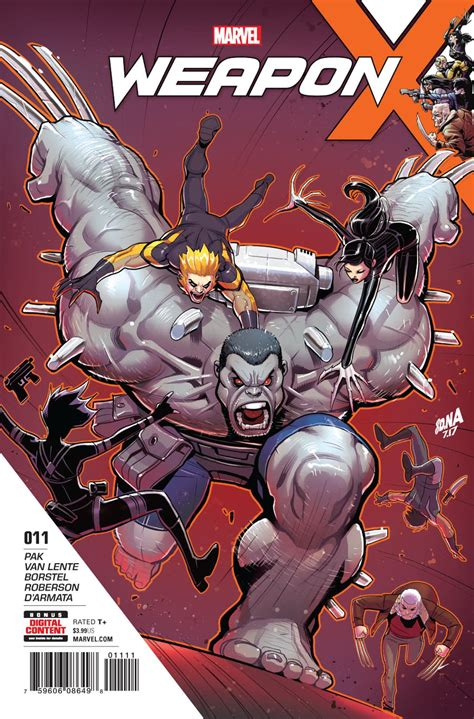 sabretooth classic vol 1 11 marvel comics database weapon x vol 3 11 marvel database fandom powered by wikia