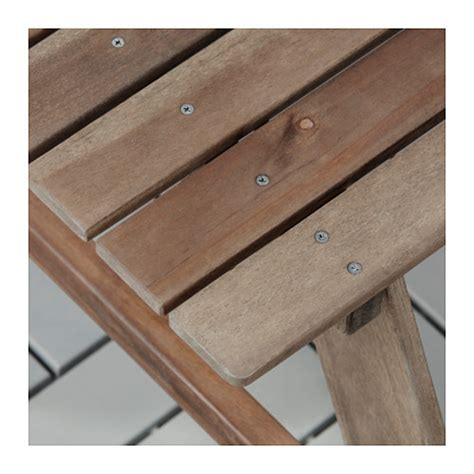 ikea picnic bench res 214 children s picnic table grey brown stained ikea