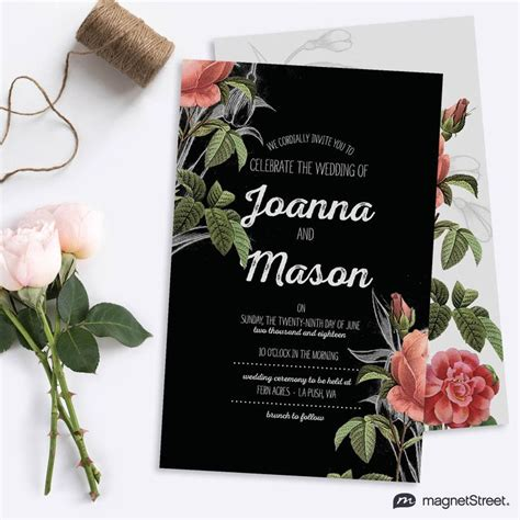Interesting Wedding Invitation Ideas
