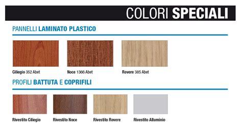 colori per porte simple colori speciali porte interne with colori laminato