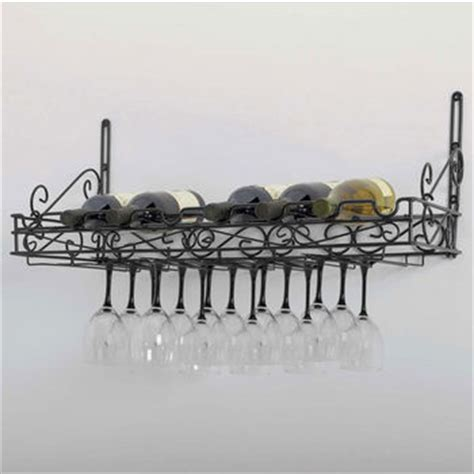 Wire Wine Glass Rack by Stemware And Wineracks By Rev A Shelf Knape Vogt