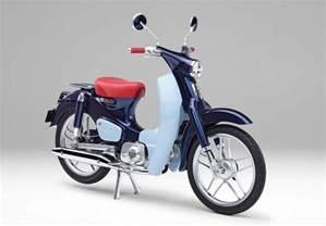 Honda Electric Motorcycle Honda Cub Goes Electric Motorcycle News