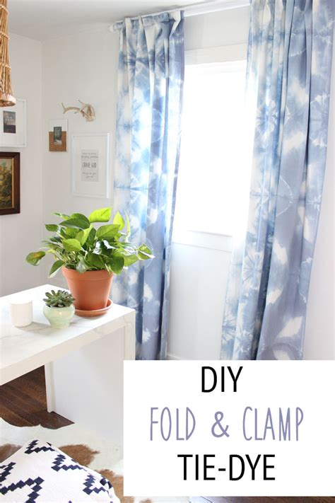 can you dye curtains diy fold cl tie dye thewhitebuffalostylingco com