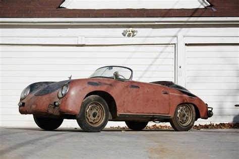 Porsche 356 Super Speedster by 1958 Porsche 356 Super A Speedster Looking For A Makeover