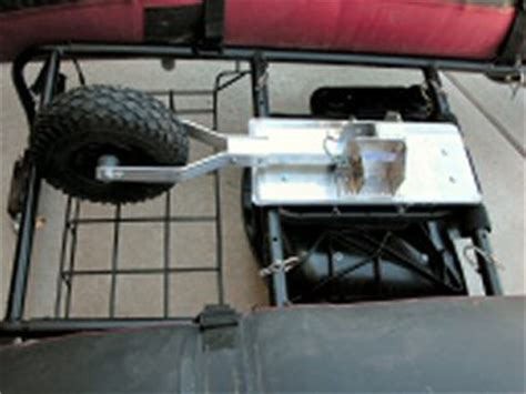 leigh outdoor pontoon boat launching gear