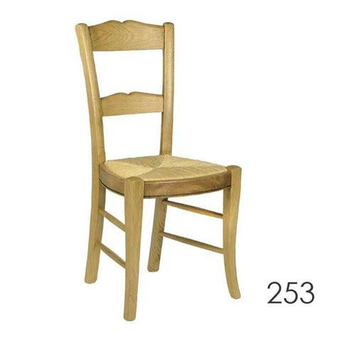 chaises rustiques chaise de s 233 jour en bois rustique en ch 234 ne 250 253 255