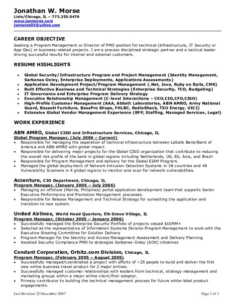 sles of career objectives on resumes best simple career objective featuring work experience