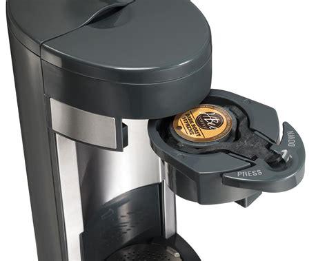 Amazon.com: Hamilton Beach Coffee Maker, Flex Brew Single Serve (49963): Kitchen & Dining