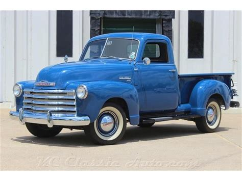 1950 chevrolet 3100 for sale on classiccars 17 available