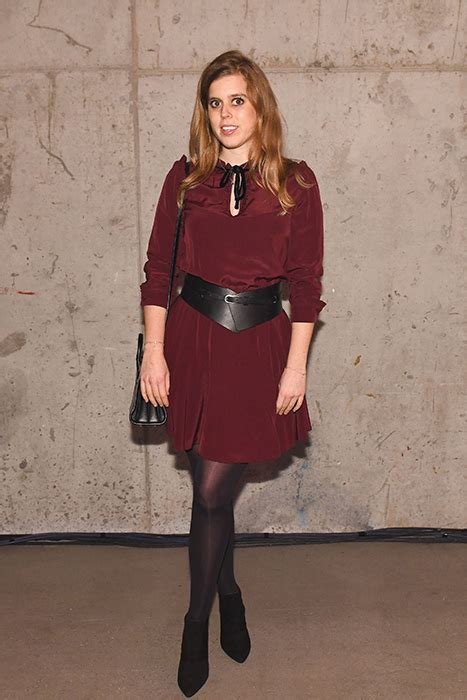 princess beatrice  lady kitty spencer  pictured