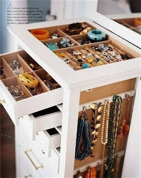 creative storage creative jewelry storage ideas native home garden design